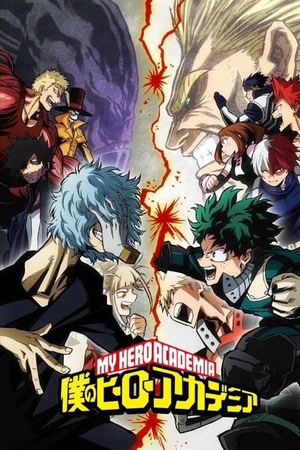 Boku no Hero Academia saison 3