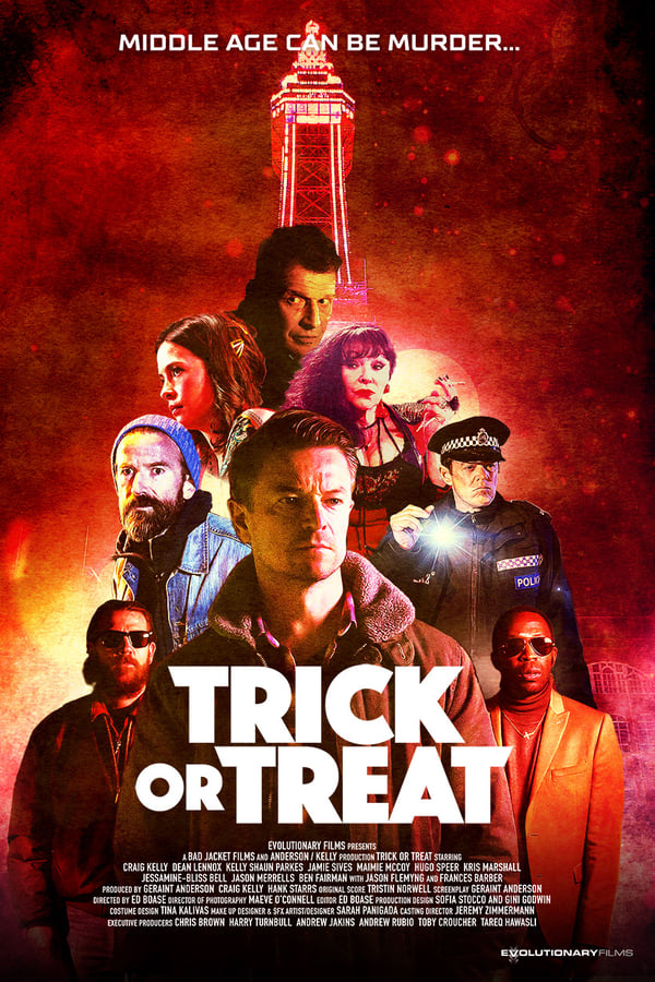 Assistir Trick or Treat Online