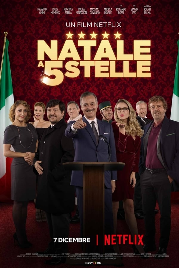 Guarda Natale a 5 stelle HD 2018 Streaming
