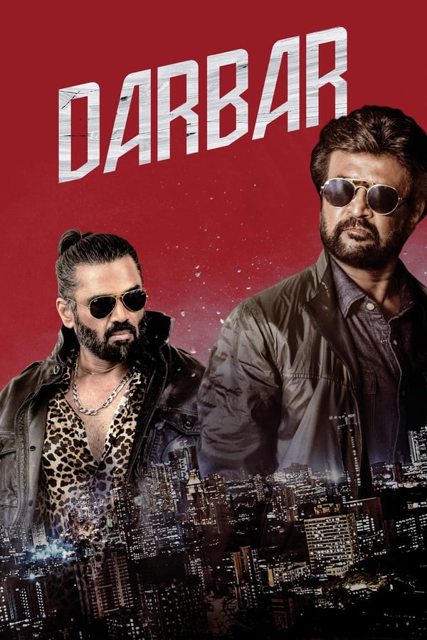 Darbar (2020) [Hindi + Telugu + Tamil + Malayalam] Multi Audios | x264 WEB-DL | 1080p | 720p |  Download | Watch Online | GDrive | Direct Links