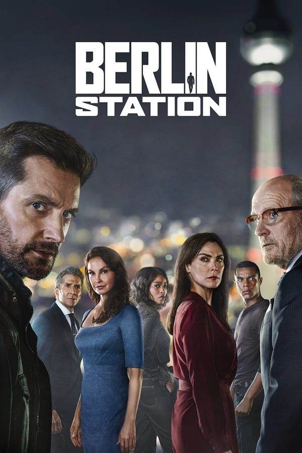 Berlin Station season 3 poster