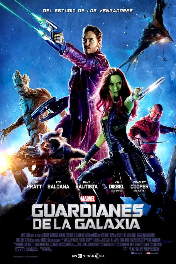 Imagen Guardianes de la Galaxia