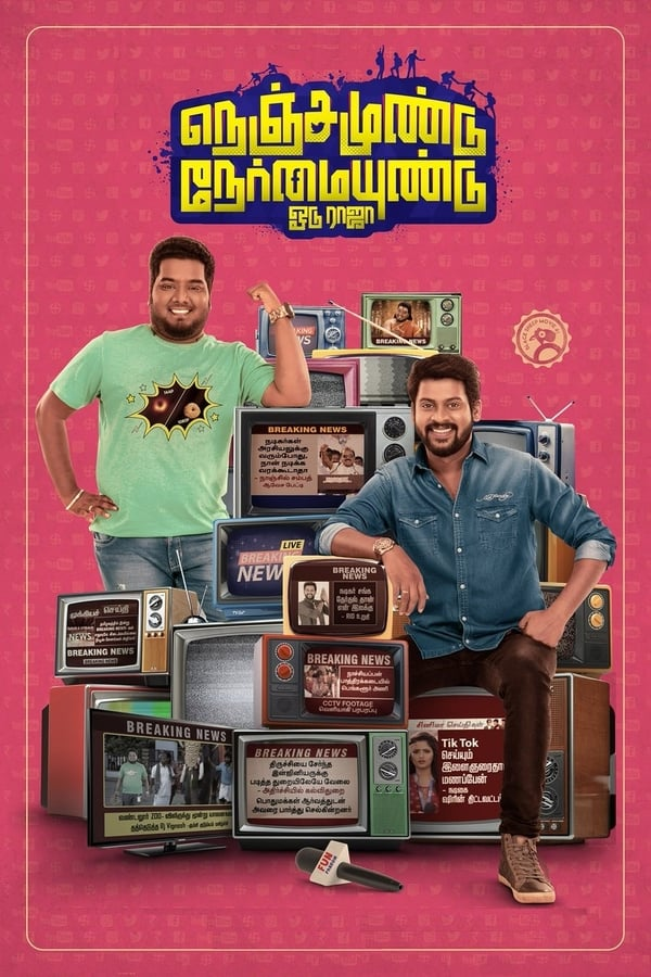 Nenjamundu Nermaiyundu Odu Raja AKA NNOR (2019) Tamil 1080p | 720p | WEB-DL | 2.5 GB, 985 MB | Download | Watch Online | Direct Links | GDrive