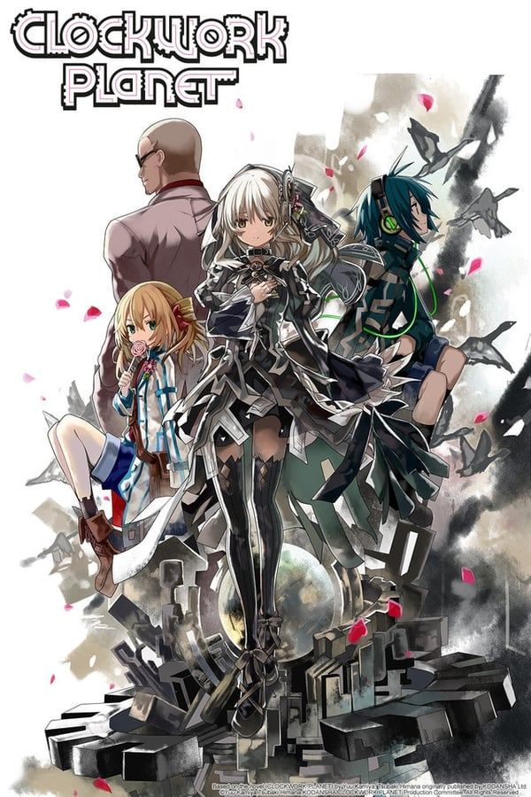 Assistir Clockwork Planet Online