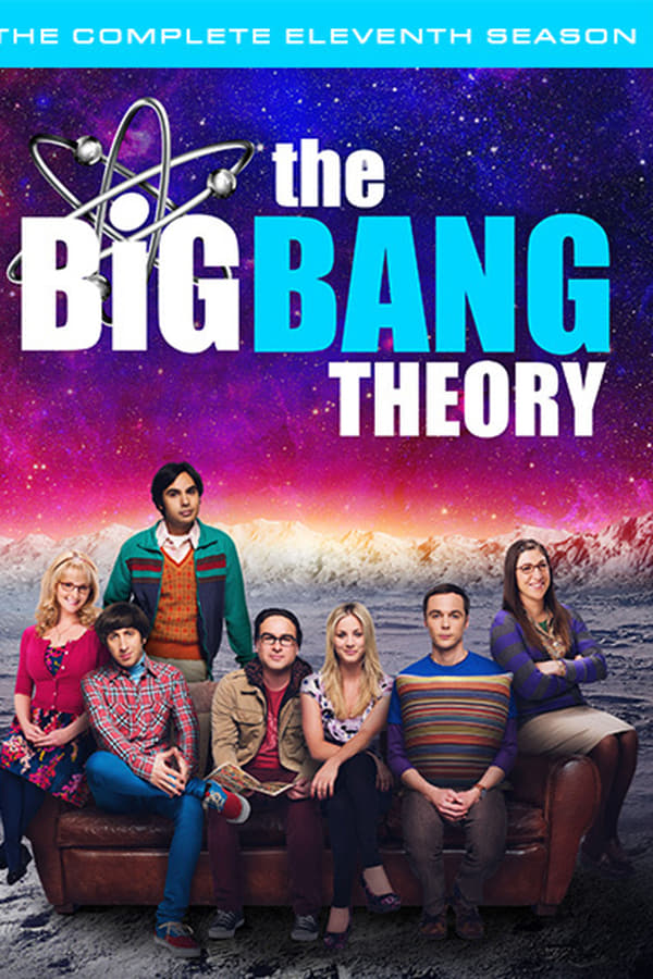 The Big Bang Theory 11 sezon 20 bolum izle