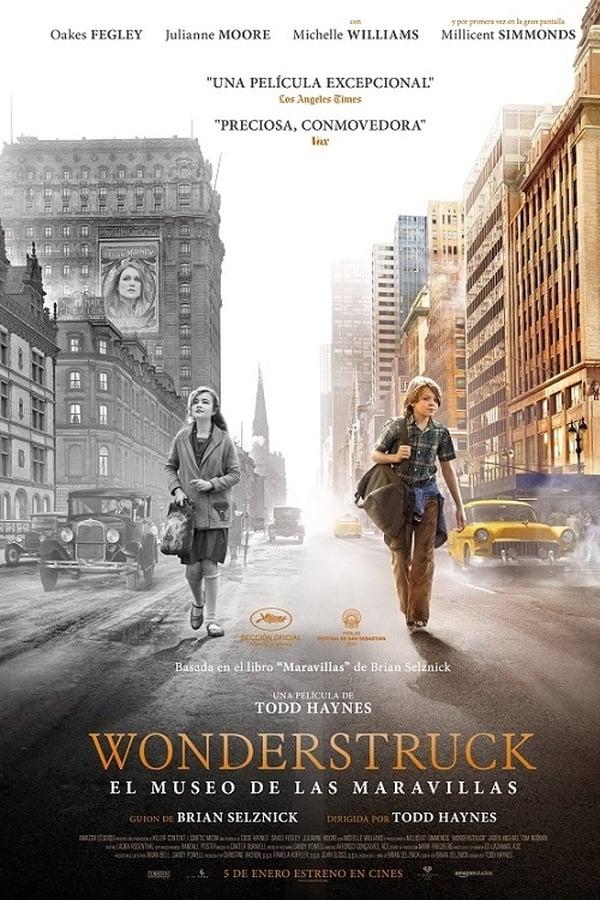 Wonderstruck: El museo de las maravillas ()