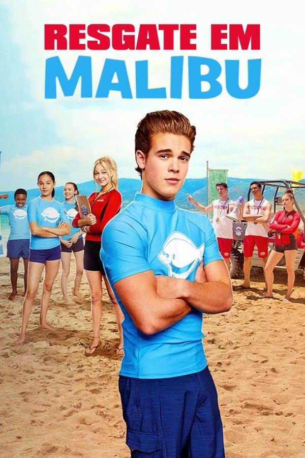 Resgate em Malibu poster, capa, cartaz