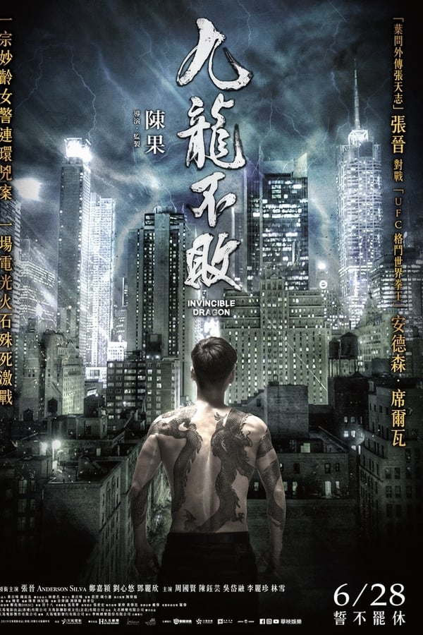 Assistir Invincible Dragon Online