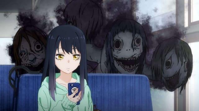 Mieruko-chan – Episódio 3