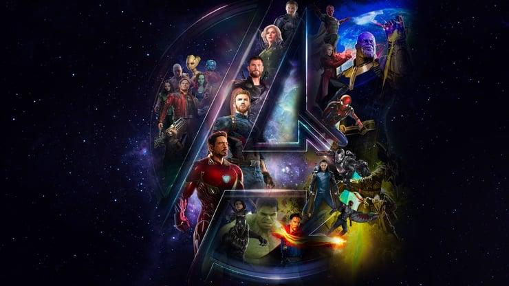 Keršytojai. Begalybės karas / Avengers: Infinity War (2018)