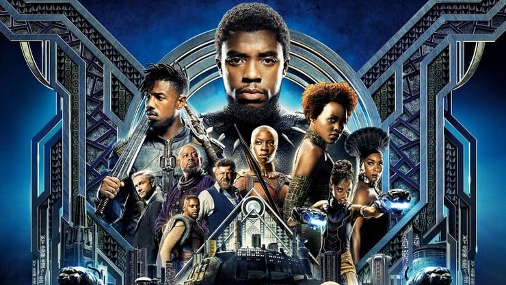 Juodoji pantera / Black Panther (2018)