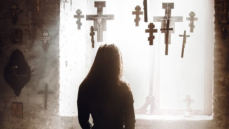 Ver The Crucifixion en Español
