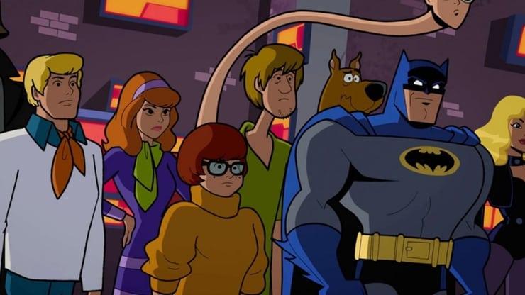 Ver ¡Scooby-doo! y el intrépido Batman en Español