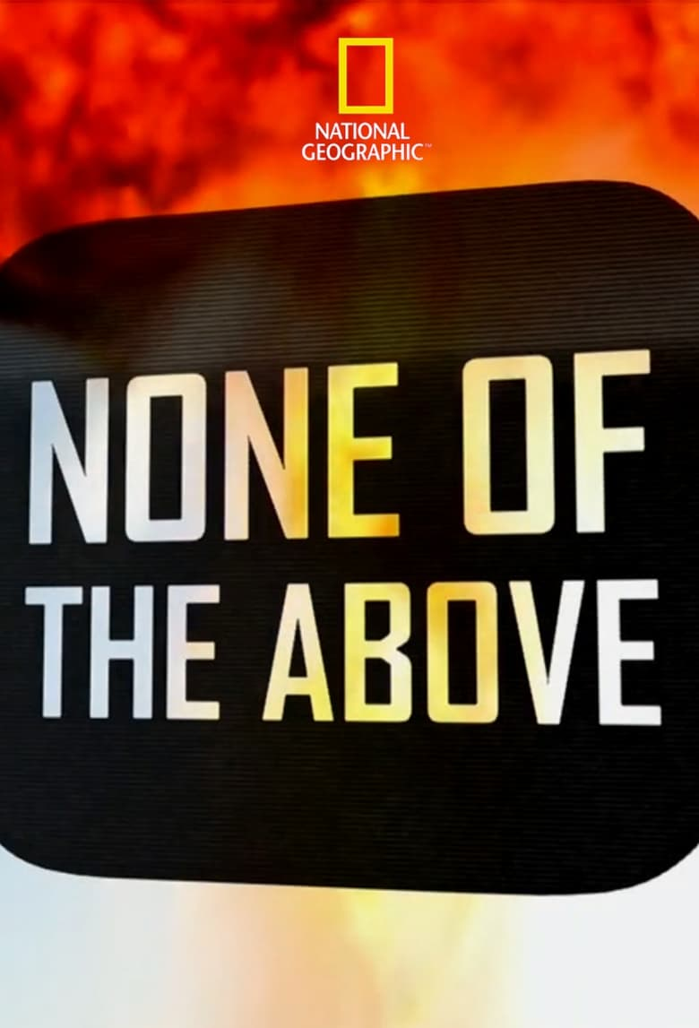 None of the Above (2013)