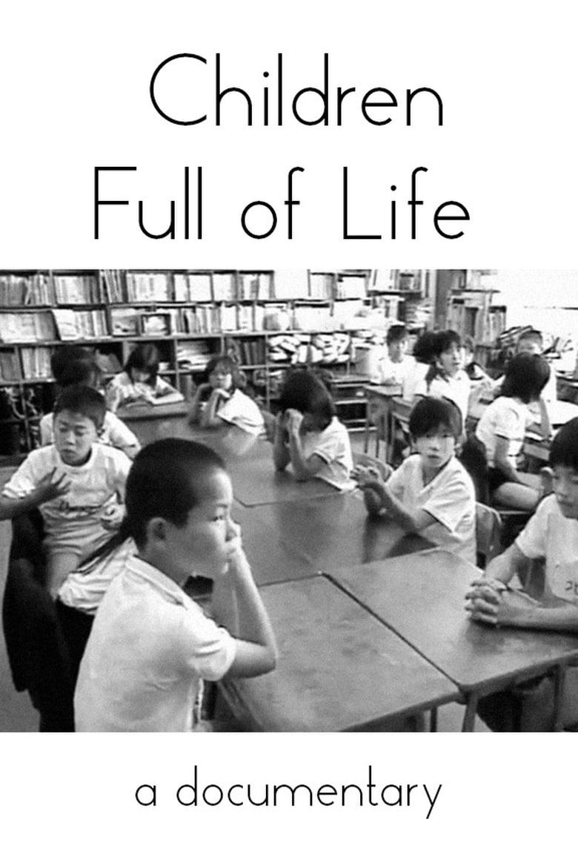 Children Full of Life