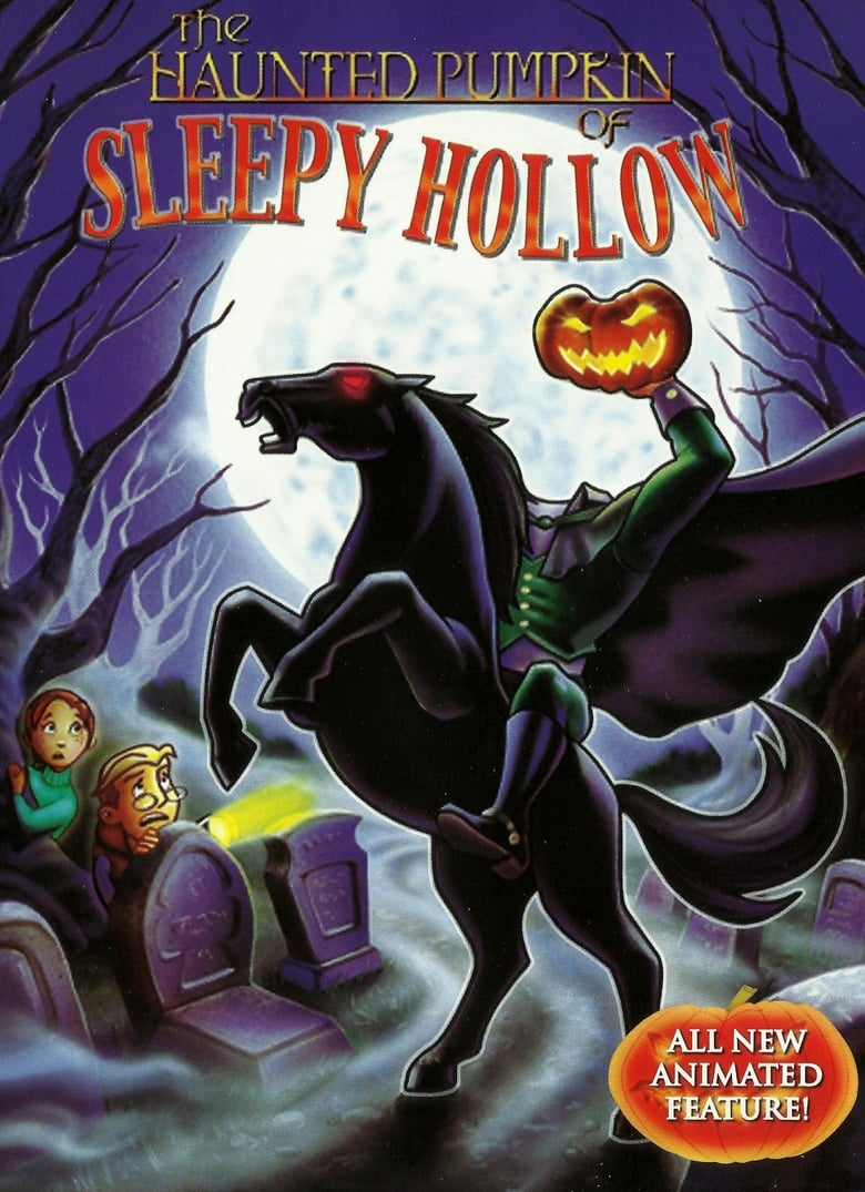 The Haunted Pumpkin of Sleepy Hollow
