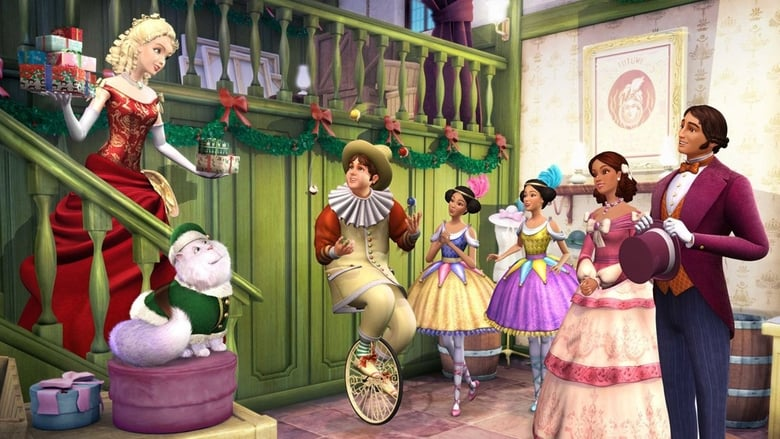 Barbie in 'A Christmas Carol'