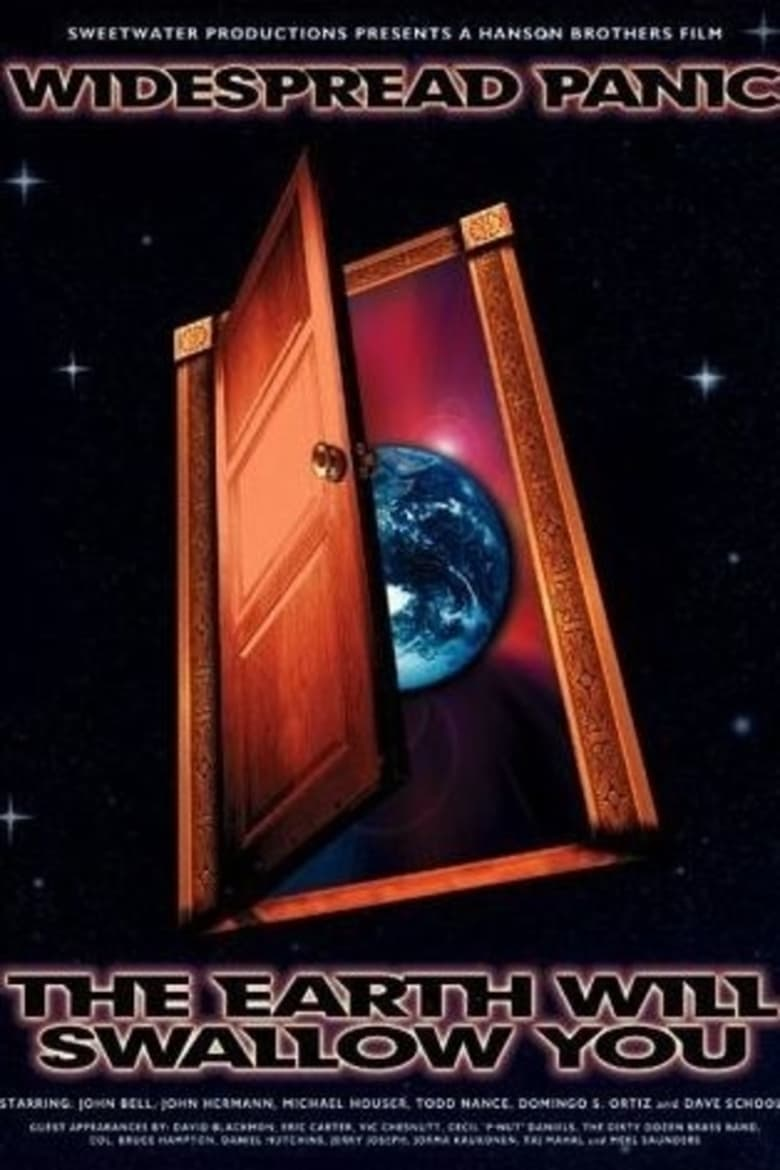 Widespread Panic: The Earth Will Swallow You