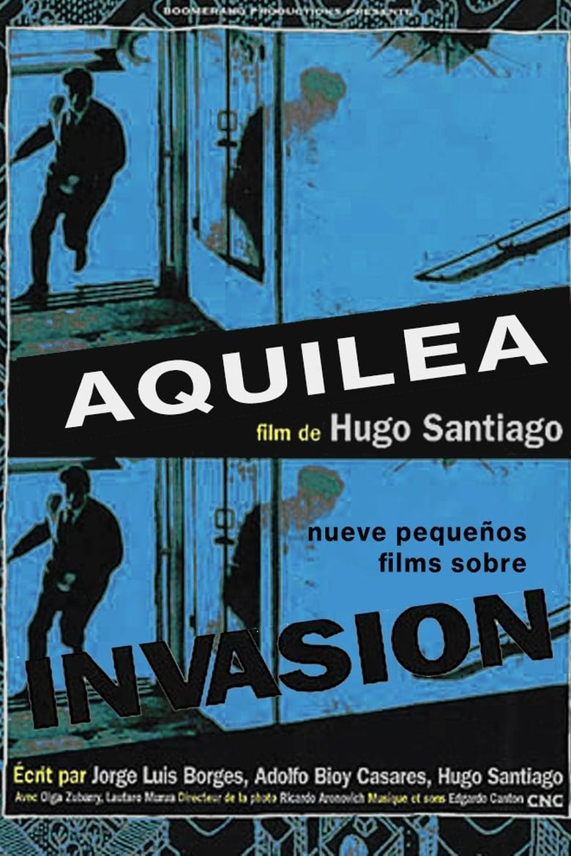 Aquilea: Nueve pequeños films sobre 'Invasión'