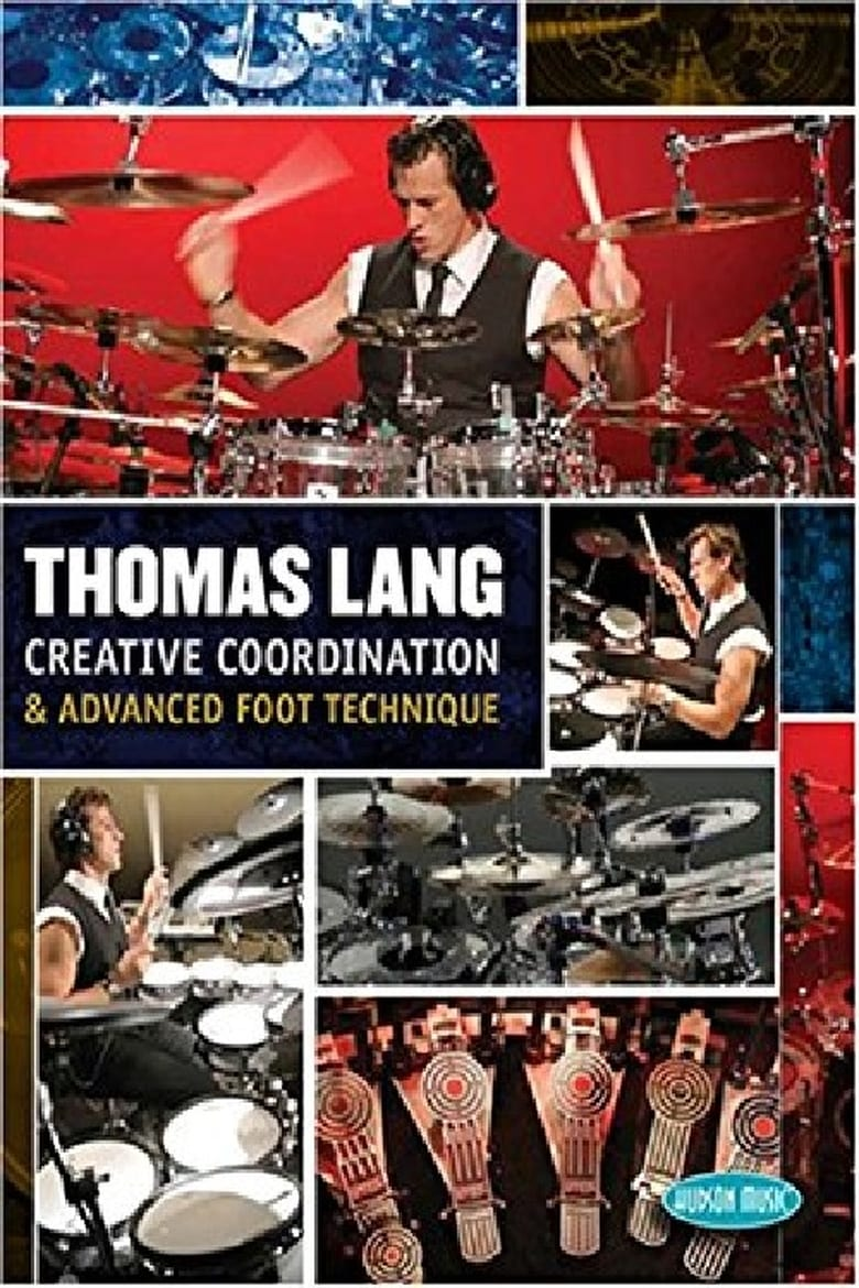 Thomas Lang - Creative Coordination & Advanced Foot Technique