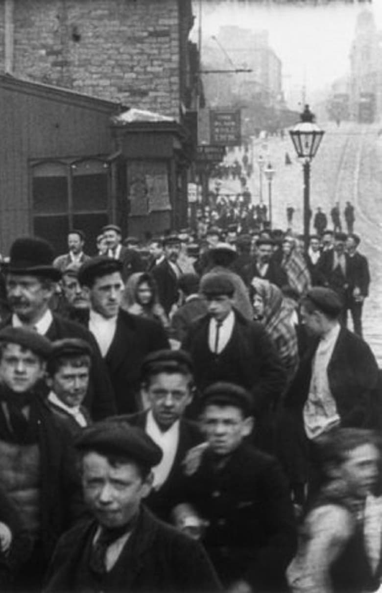 Messrs Lumb and Co Leaving the Works, Huddersfield