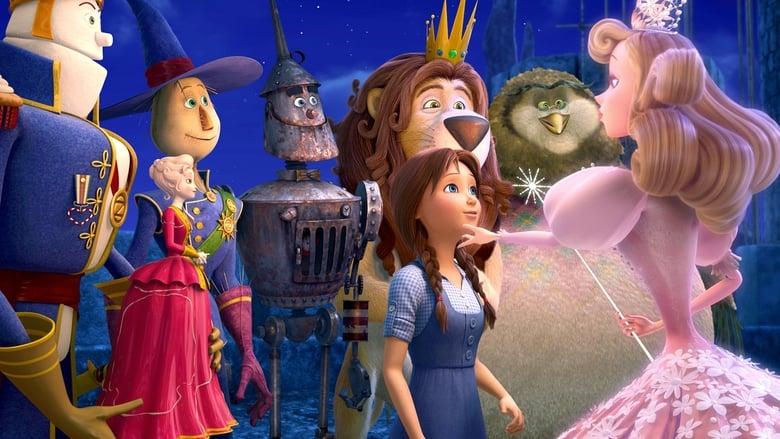 בחזרה לארץ עוץ / Legends of Oz: Dorothy's Return לצפייה ישירה