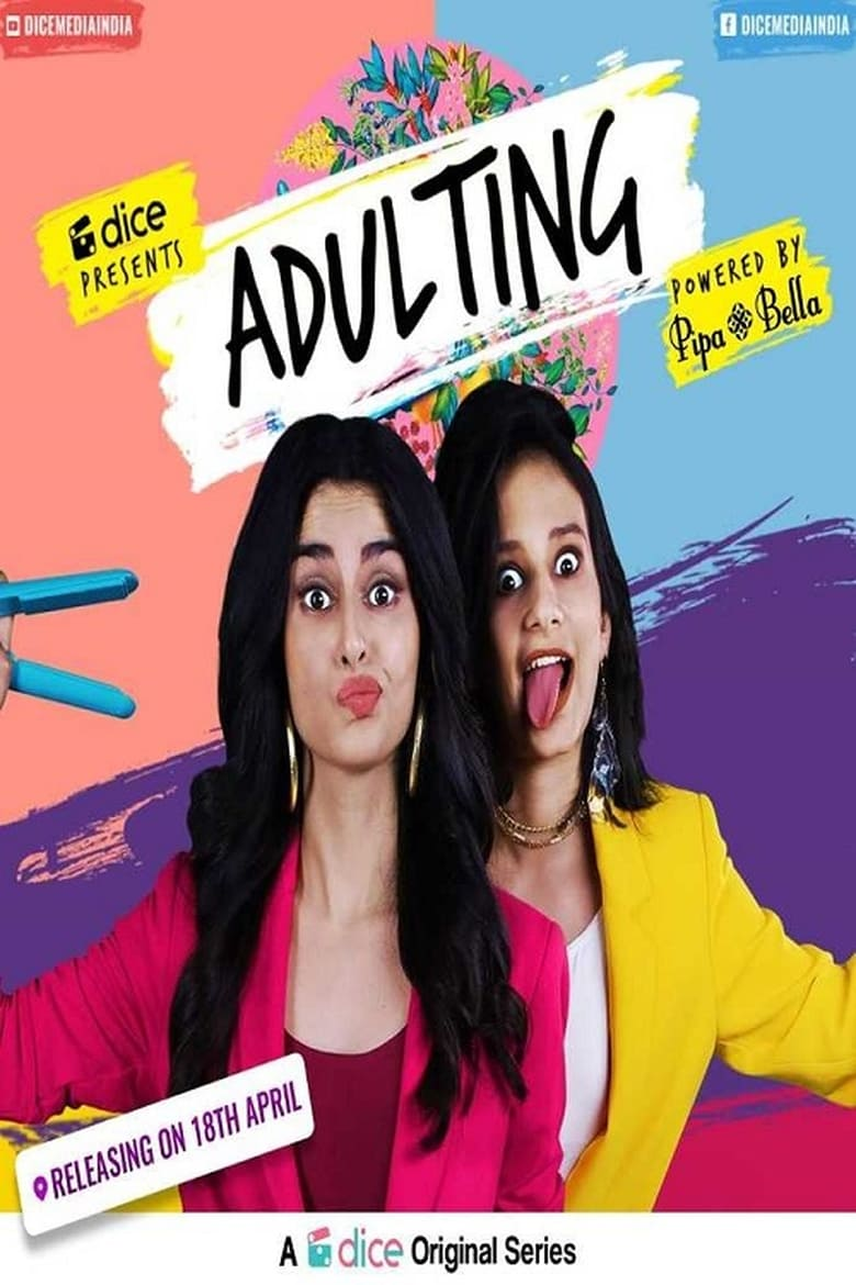 Adulting (2018)