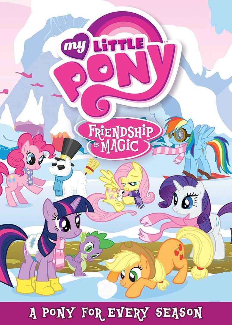 My Little Pony: Friendship Is Magic: A Pony for Every Season