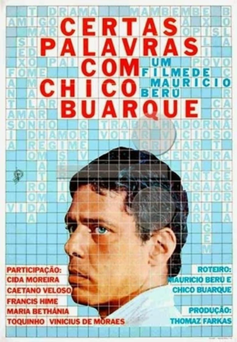 Certas Palavras com Chico Buarque