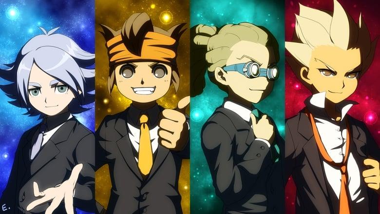Poster anime Inazuma Eleven: Orion no Kokuin