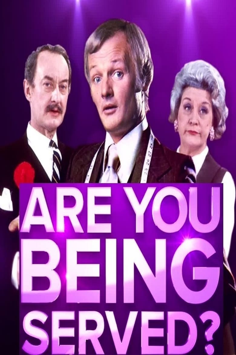 Are you Being Served 2016