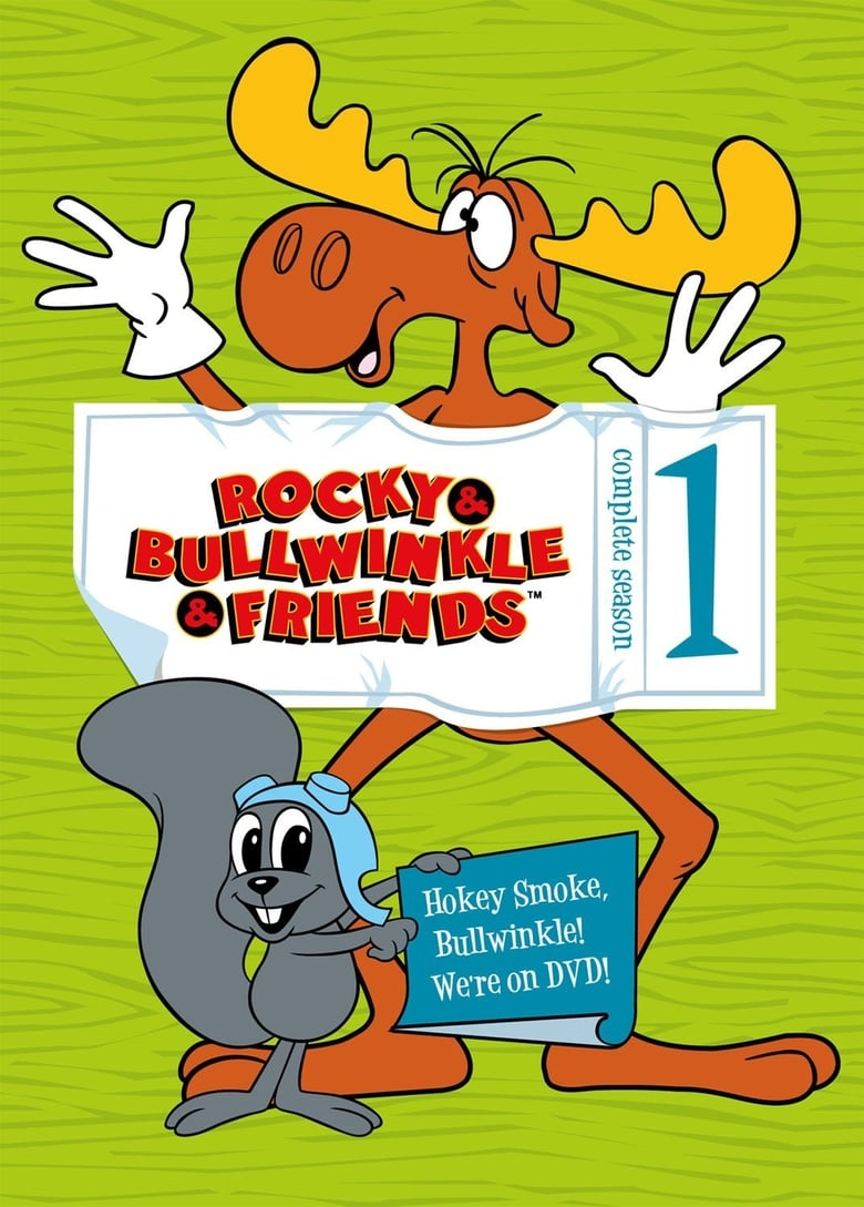 Rocky & Bullwinkle & Friends (1961)