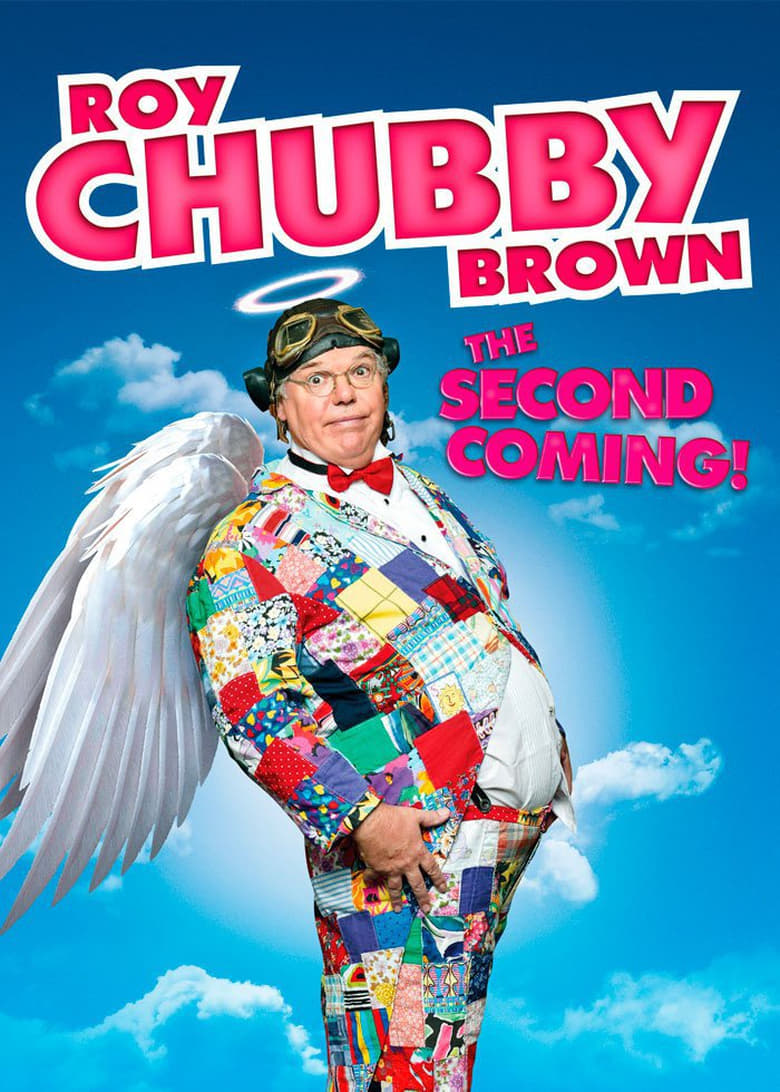 Roy Chubby Brown Live – The Second Coming