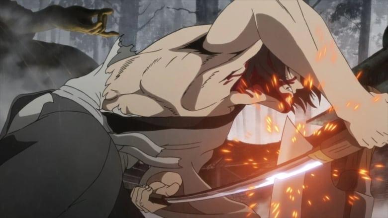 Lupin the Third: Goemon Ishikawa's Spray of Blood