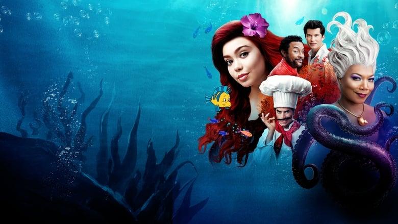 בת הים הקטנה בשידור חי! / The Little Mermaid: The Broadway Musical לצפייה ישירה