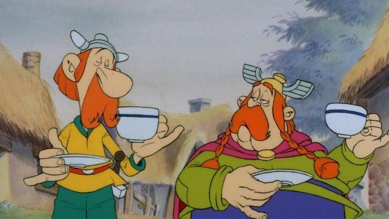אסטריקס בבריטניה / Astérix chez les Bretons לצפייה ישירה