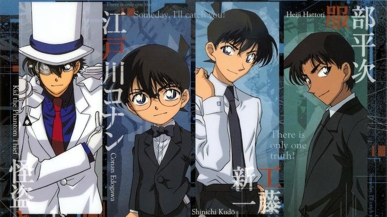 Poster anime Detective Conan (TV)