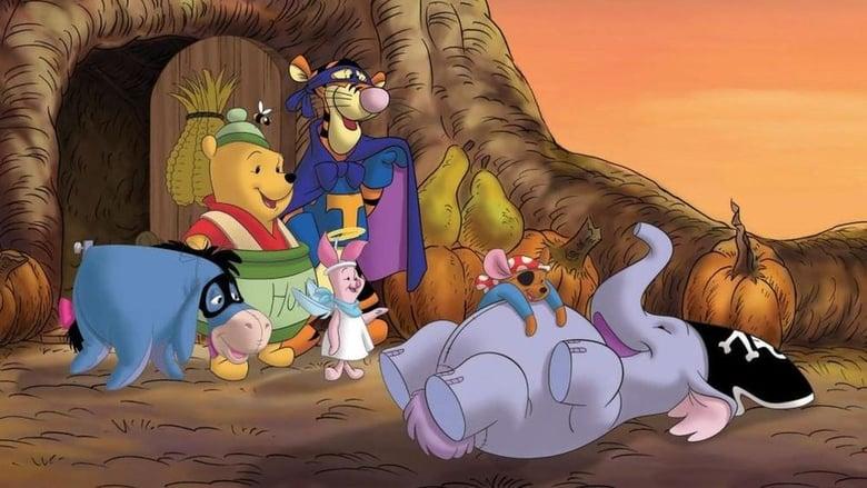 ליל כל הקדושים של פיל נפיל / Pooh's Heffalump Halloween Movie לצפייה ישירה