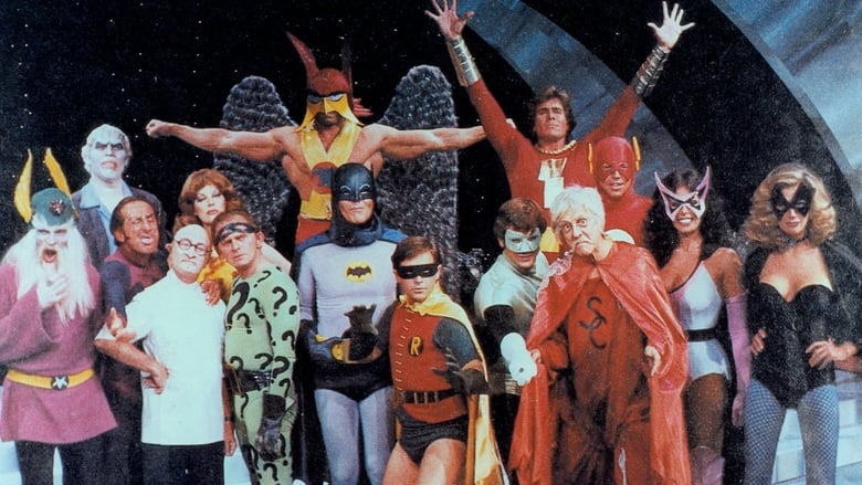 Legends of the Superheroes (1979)