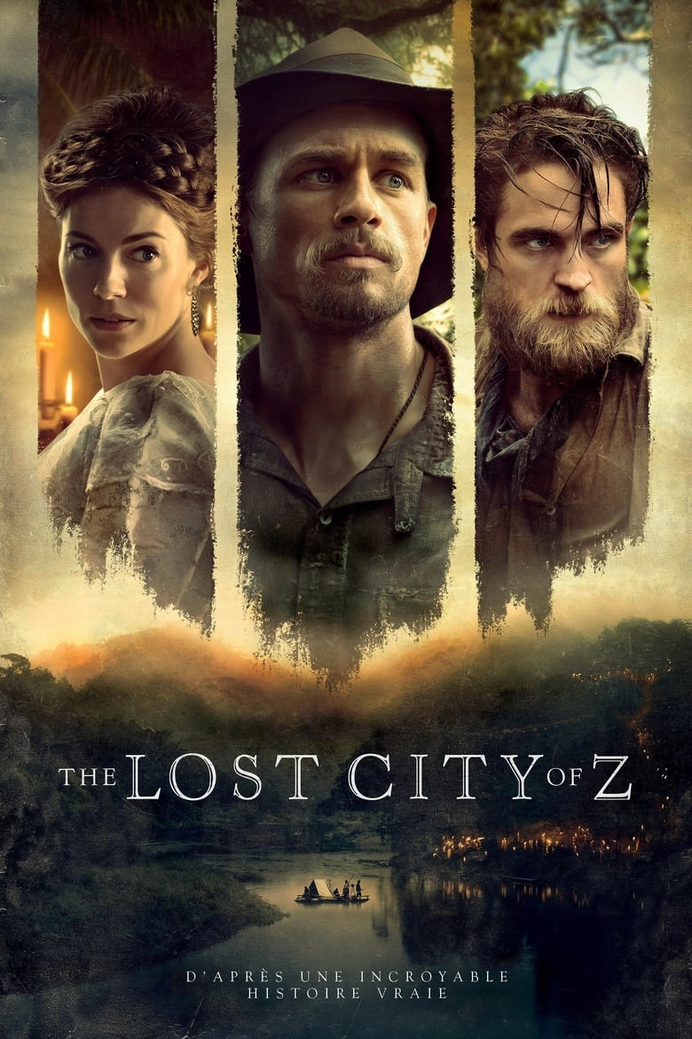 The Lost City of Z  streaming vf