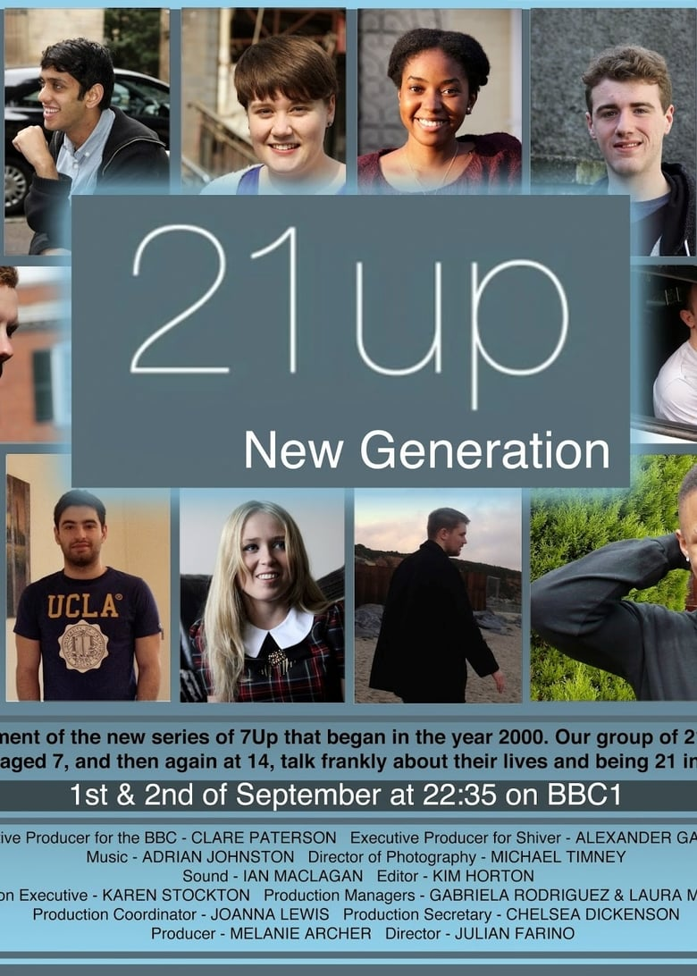 21 Up New Generation