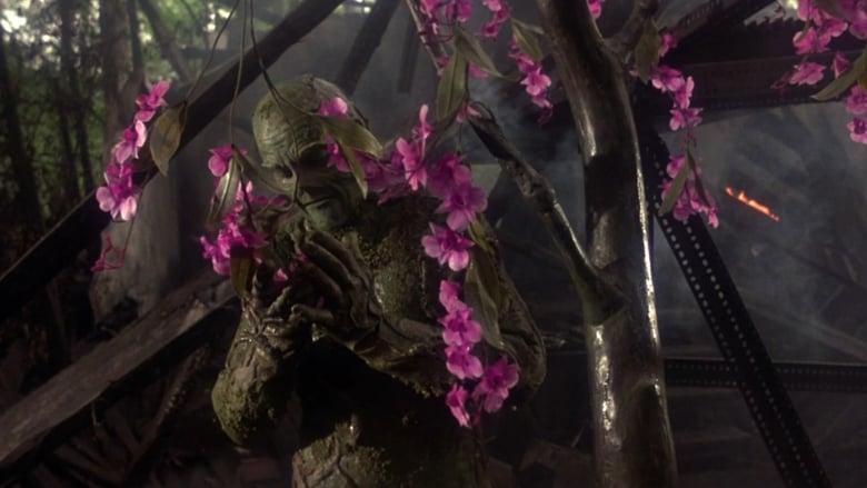הדבר מהביצה / Swamp Thing לצפייה ישירה