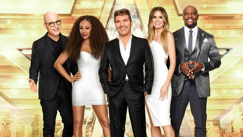 America's Got Talent: The Champions (2019)