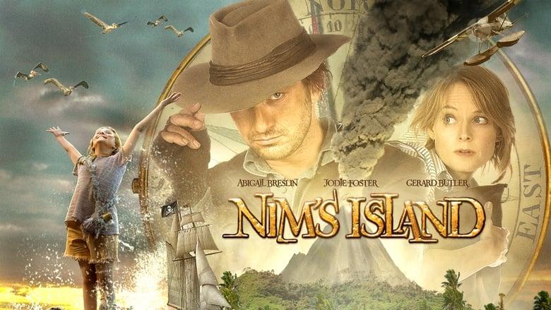 האי של נים / Nim's Island לצפייה ישירה
