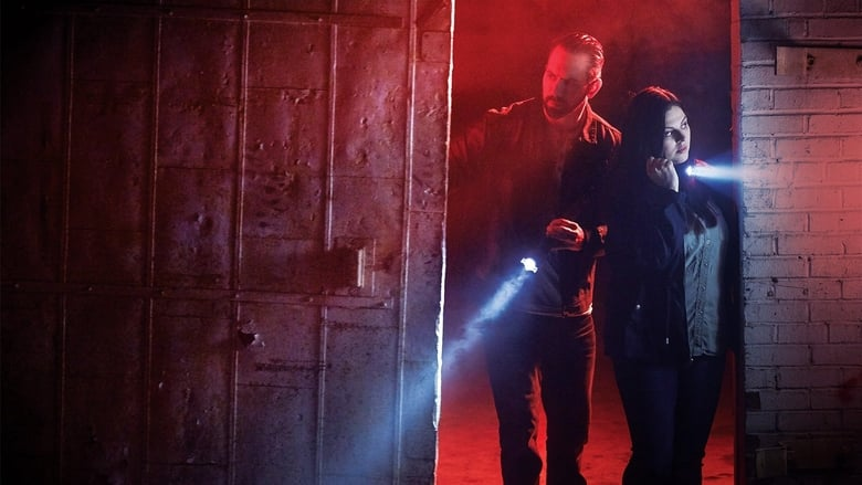 Paranormal Lockdown (2016)