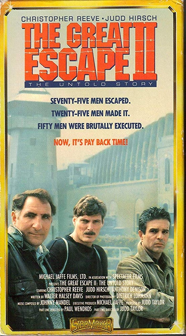 The Great Escape II: The Untold Story (1988)
