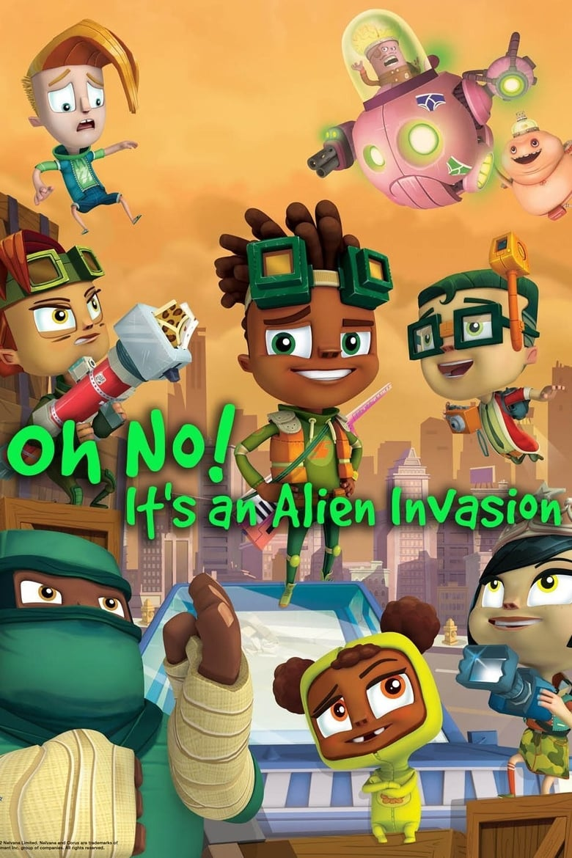 OH NO! It's An Alien Invasion (1970)