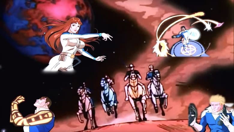 The Adventures of the Galaxy Rangers (1986)