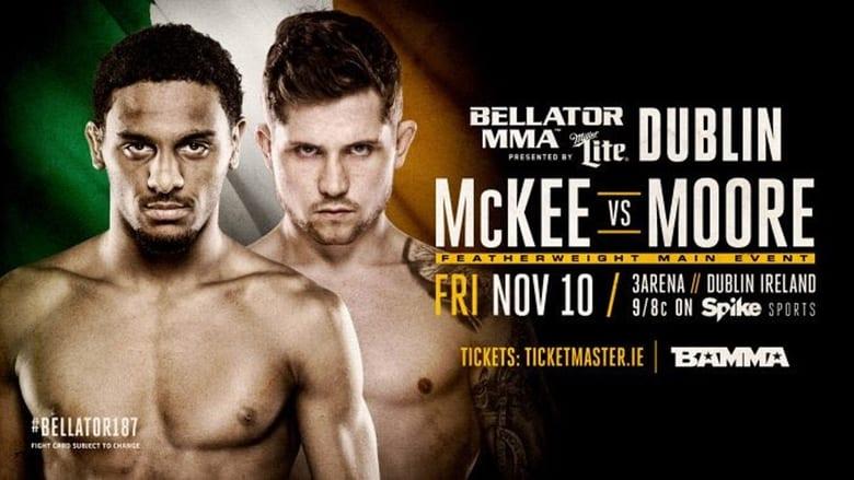 Bellator 187: McKee vs Moore