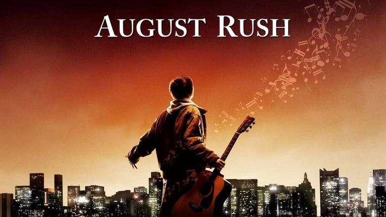 ריקוד לאור ירח / August Rush לצפייה ישירה